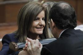 El Congreso convalida la reforma  laboral con el apoyo de PP, CiU, UPN y FAC
