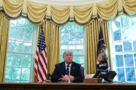 EEUU permite que Trump gaste más de 2.000 millones de euros en el muro fronterizo con México
