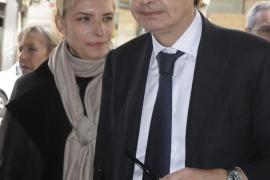 Zapatero visita León por la muerte de un amigo