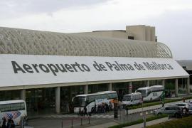 Cuatro vuelos cancelados y retrasos generalizados en el Aeropuerto de Palma