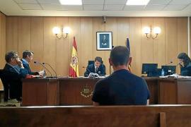 Condenado un taxista por un atropello intencionado en Palma