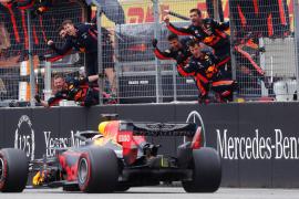 Verstappen gana en Hockenheim su segunda carrera del año