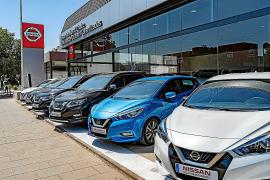 Nuevo centro de vehículos de ocasión Nissan Nigorra Baleares