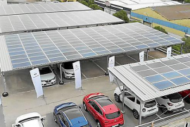 Renault Dibautoplus, un concesionario autosuficiente y sostenible