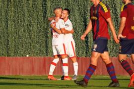 El Real Mallorca no puede con el Poblense