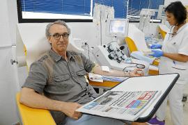 Donación por aféresis, donantes de vida
