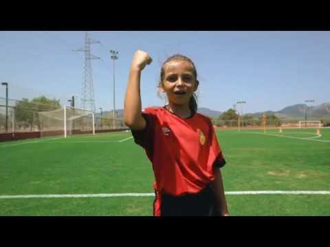 El Mallorca presenta sus camisetas de Primera