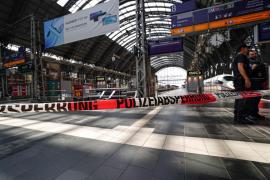 Muere un niño tras ser arrojado a una vía del tren en Alemania
