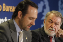 Bauzá: «Una persona que es corrupta  nunca puede ser de los nuestros»