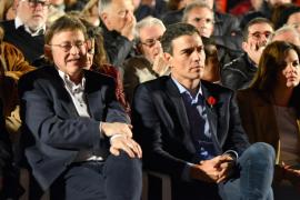 El PSOE roza la mayoría absoluta y Ciudadanos cae con fuerza, según el CIS