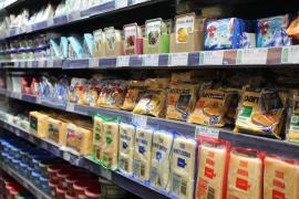 Detenida en Palma por quebrantar 13 veces una orden de alejamiento de un supermercado