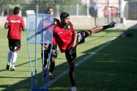 Fernando Tissone será baja en el partido del Mallorca ante el Valencia
