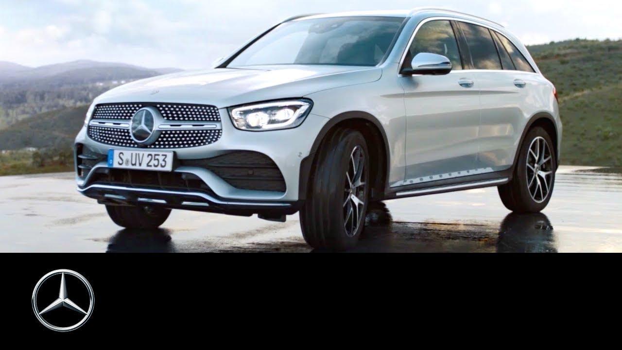 Mercedes-Benz ya admite pedidos del nuevo GLC SUV