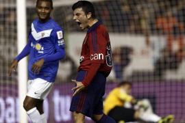 El ATB ficha a José García, el niño que cumplió su sueño con Osasuna