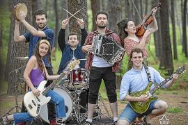 La mejor fusión de música de las Pitiusas y de Euskadi para el día de Santa Maria en Formentera