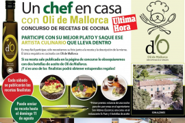 Bases del concurso 'Un chef en casa' 2019