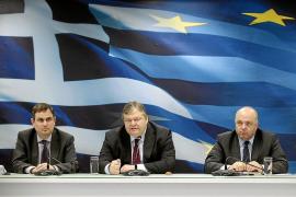 Grecia logra acceder a otro rescate de 130.000 millones del Eurogrupo