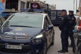 Detenido por intentar robar en una sucursal bancaria de Palma