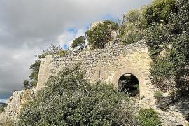 El Consell de Mallorca pide al Gobierno que aclare qué parte del Castell d'Alaró es de su propiedad