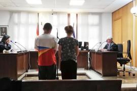 Dos años de cárcel para un pareja por robar carne congelada en un bar de Palma