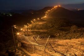 Corea del Norte ensaya un nuevo lanzacohetes múltiple