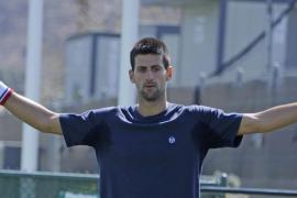 Djokovic: «No me considero  intocable ni imbatible»