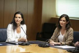 Ciudadanos acepta la propuesta de Vox y Ayuso (PP) será presidenta en Madrid