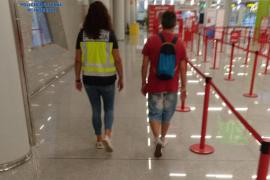 Detenido en Palma un hombre por abusar de las nietas de su pareja