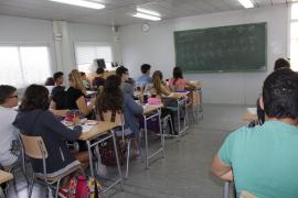La ampliación del instituto de Binissalem se estrenará con el nuevo curso