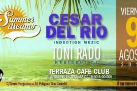 Una nueva Summer Dreams trae a César del Río como artista invitado