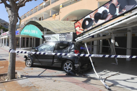 Un hombre de 74 años muere atropellado en Alcúdia y otro, de 46, en un accidente de moto en Sencelles