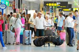 Baleares registra dos meses consecutivos con descensos del turismo internacional