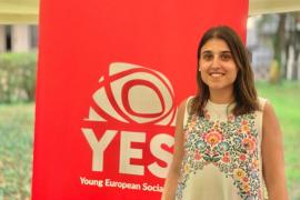 La mallorquina Alícia Homs es la nueva presidenta de los jóvenes socialistas europeos