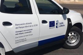Una flota de Duster GLP para la Junta de Castilla La Mancha