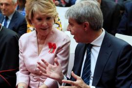 La Fiscalía pide imputar a Aguirre por la financiación ilegal del PP de Madrid