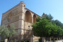 Tres frailes americanos se harán cargo en septiembre de la parroquia de Sant Pere de Petra