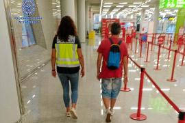 Prisión para el acusado de abusar de las nietas de su pareja en Palma