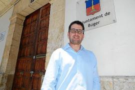 El alcalde de Búger se queda como único miembro del equipo de gobierno hasta septiembre