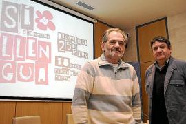 La OCB anima a los votantes del PP a manifestarse el 25-M en favor de la lengua