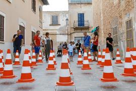 Más de 50 propuestas transgresoras impregnan Campos en su 'nit de l'art'