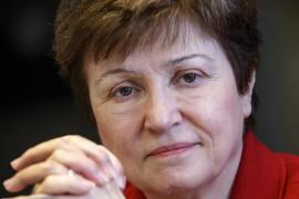 Georgieva liderará el Fondo Monetario Internacional en medio de la división europea