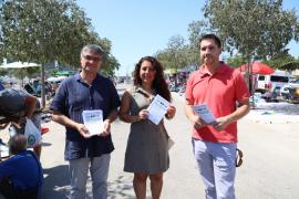 El Ajuntament de Palma destina 73.000 € a pavimentar el aparcamiento de Son Fuster Vell