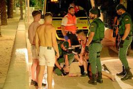 Cada noche roban a más de 50 turistas en Punta Ballena