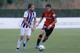 El Mallorca reacciona contra el Valladolid
