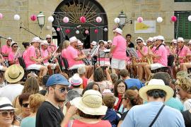 Un aperitivo musical a gusto de todos en Artà por Sant Salvador