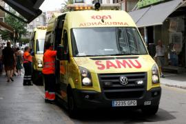 Un joven de 18 años, en estado grave tras precipitarse desde un hotel en el Arenal