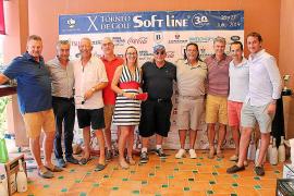 Gran éxito del Torneo de Golf Soft Line