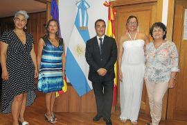 Muestra colectiva en el Consulado de Argentina