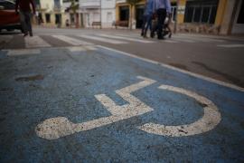Detectan 36 usuarios fraudulentos de la tarjeta de movilidad reducida en Palma