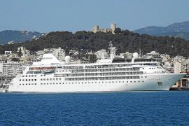 Las visitas de cruceros a Palma descienden más de un 20 % en 2012